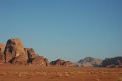 """Désert du Wadi Rum, dit """"de Laurence d'Arabie"""""""