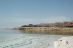 Vue sur le plateau du Golan à Umm Qais, en regardant en direction de la Syrie
